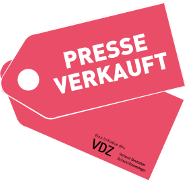 Presse verkauft Retina Logo