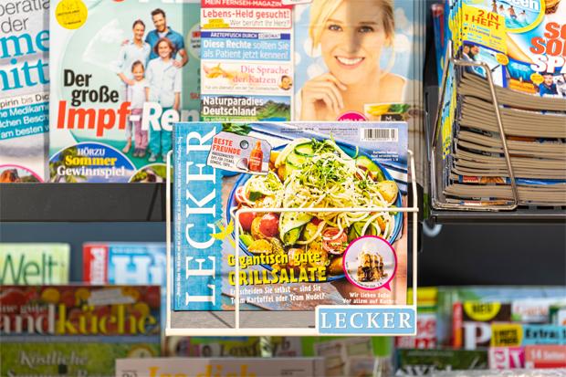 """""""Zeitschriften sind sehr wichtig für die Kundenbindung"""""""